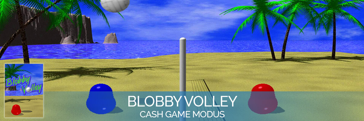 Blobby Volley (PC) Cash Games