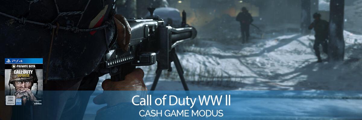 Call of Duty WWll (PlayStation 4) Cash Games
