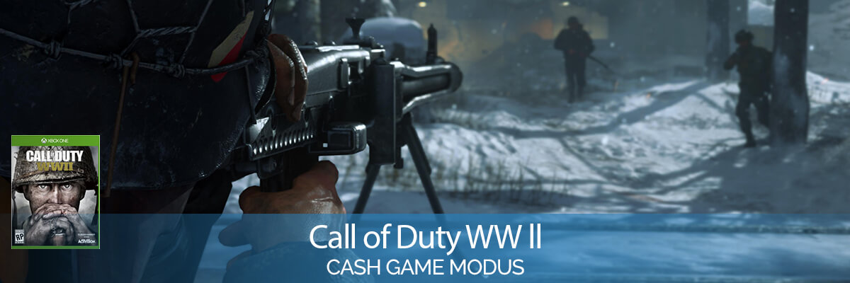 Call of Duty WWll (XBox One) Cash Games