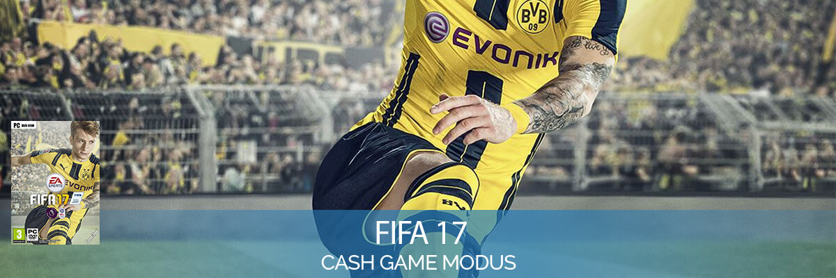 FIFA 17 (PC) Cash Games