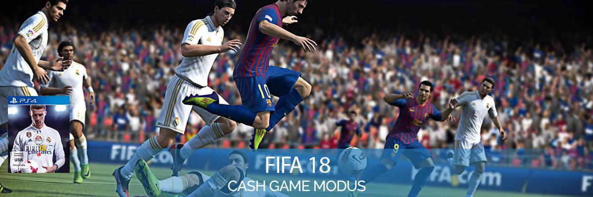 FIFA 18 (PlayStation 4) Cash Games