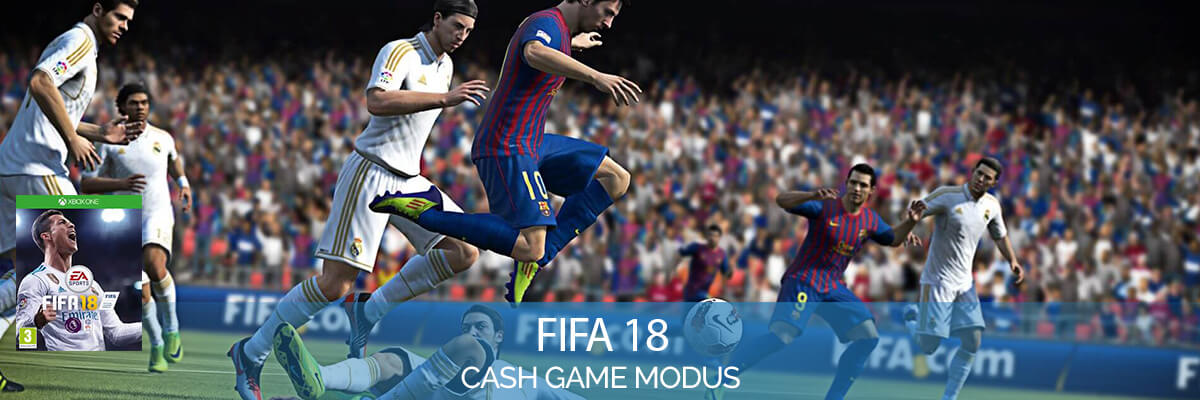 FIFA 18 (XBox One) Cash Games