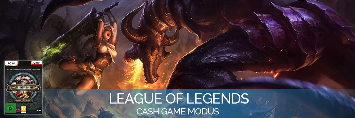League of Legends (PC) Cash Games