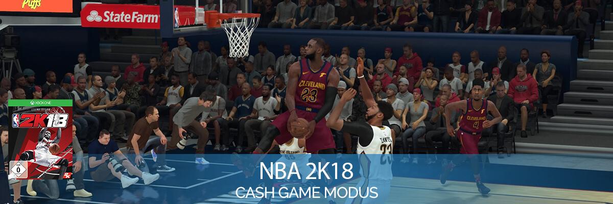 NBA 2K18 (XBox One) Cash Games