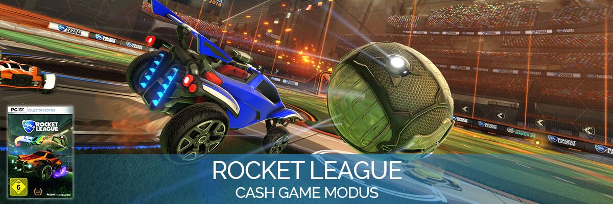 Rocket League (PC) Cash Games