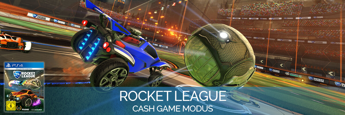 Rocket League (PlayStation 4) Cash Games