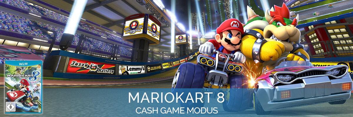 Mario Kart 8 (Wii U) Cash Games